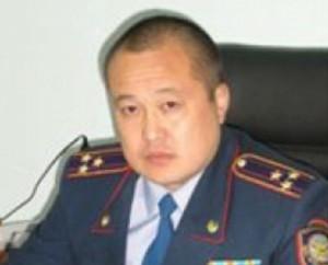 Уральск. Уволен начальник Бурлинского РОВД abisatov