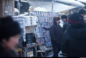 Новости Актобе - Актобе. Диски с порнофильмами изъяты на городском рынке Photo - yvision.kz