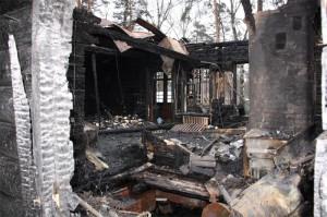 Актобе. Три человека погибли при пожаре fire_www.pravmir.ru