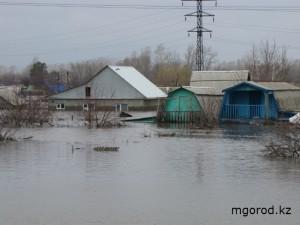 Уральск. На борьбу с паводком выделен 31 млн. тенге mgorod.kz