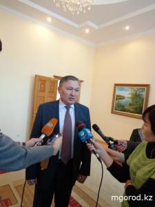 В Уральск в рамках мега-проекта приехали чиновники из Актобе mgorod.kz