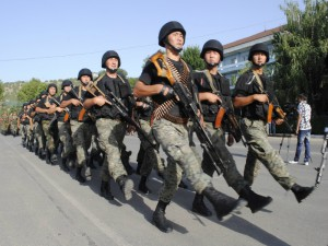 Новости Атырау - В Атырау военный билет можно получить за день military-kz.