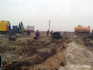 Новости Атырау - Атырау. Нефтяников оштрафовали за аварию на нефтепроводе oil_www.azh.kz