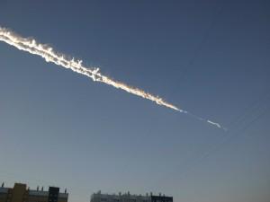 Актобе. Осколки метеорита сравнили с падением самолета (ВИДЕО) Метеорит над Челябинском фото с сайта livejournal.com
