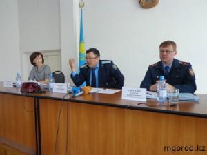 Уральск. Полиция ликвидирует скупщиков краденого 111