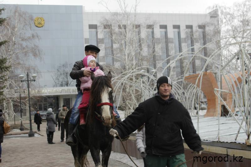 В Уральске отпраздновали Наурыз мейрамы (ФОТО) 1