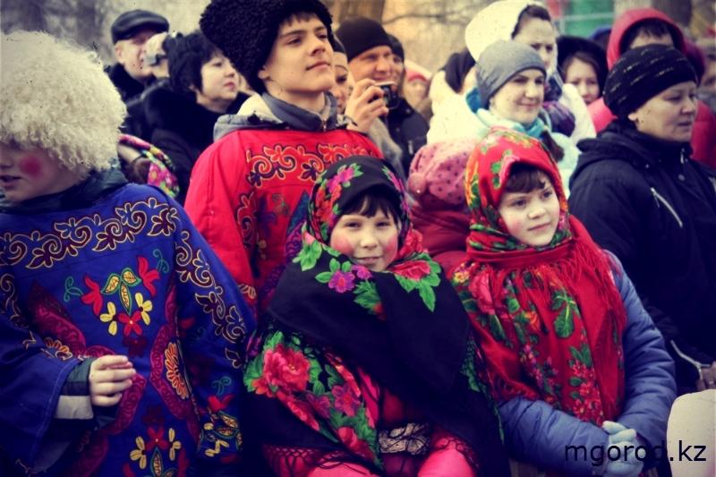 Новости Уральск - В Уральске отметили Масленицу (ФОТО, ВИДЕО) 2