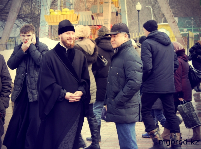 Новости Уральск - В Уральске отметили Масленицу (ФОТО, ВИДЕО) 3