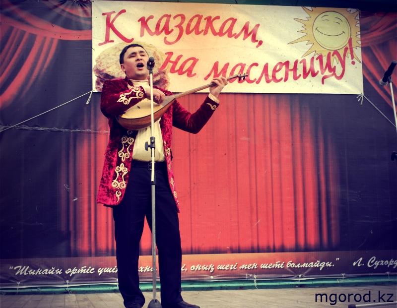 В Уральске отметили Масленицу (ФОТО, ВИДЕО) 5