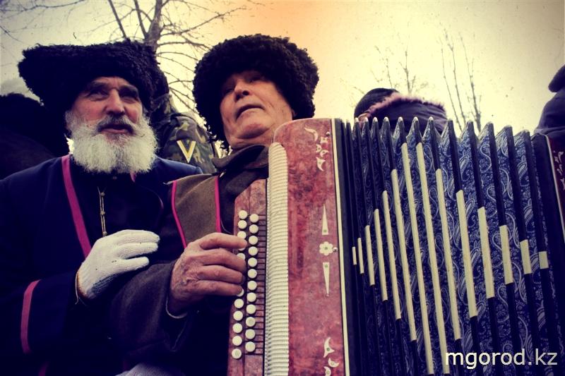 Новости Уральск - В Уральске отметили Масленицу (ФОТО, ВИДЕО) 123