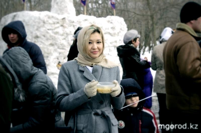 Новости Уральск - В Уральске отметили Масленицу (ФОТО, ВИДЕО) 23