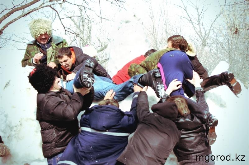 Новости Уральск - В Уральске отметили Масленицу (ФОТО, ВИДЕО) 111111