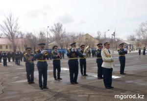 """Уральские офицеры танцуют под """"Ленинград"""" (ВИДЕО) MG-1"""