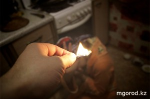 Уральск. Мужчина облил горючим и поджег собственную мать MG