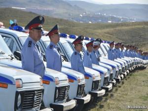 Актобе. Участковые просят новые машины altaynews.kz