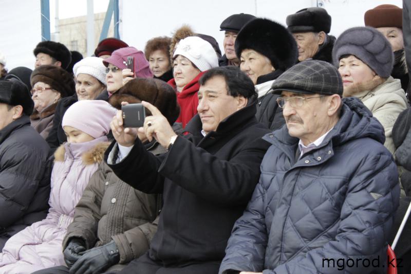 В Уральске отпраздновали Наурыз мейрамы (ФОТО) m18