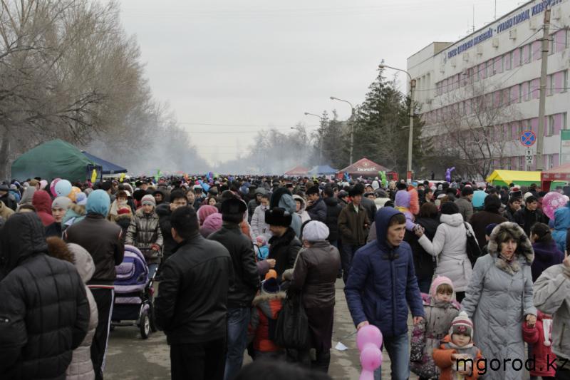 В Уральске отпраздновали Наурыз мейрамы (ФОТО) m24