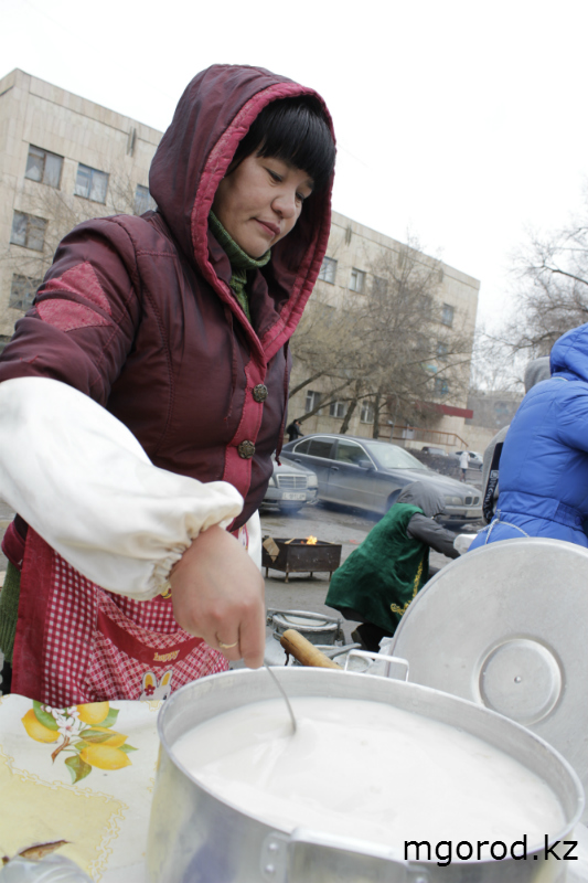Новости Уральск - В Уральске отпраздновали Наурыз мейрамы (ФОТО) m27