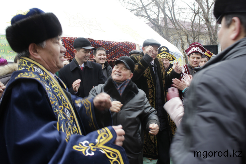 В Уральске отпраздновали Наурыз мейрамы (ФОТО) m3