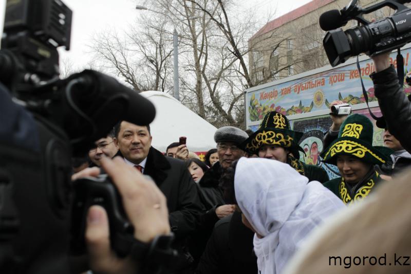 В Уральске отпраздновали Наурыз мейрамы (ФОТО) m4