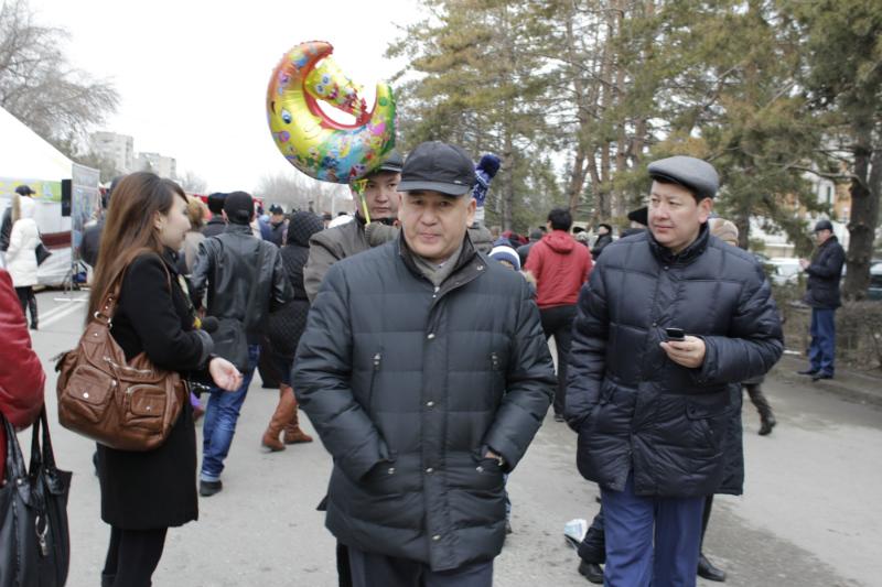 В Уральске отпраздновали Наурыз мейрамы (ФОТО) m5
