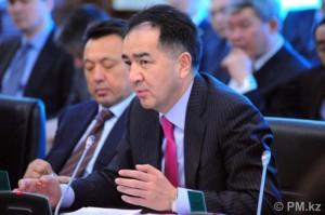 В Уральске с официальным визитом находится первый вице-премьер mgor