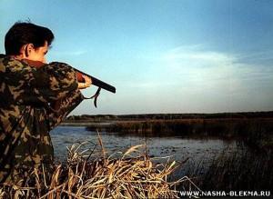 Уральск. Весенняя охота начнется 30 марта ohota