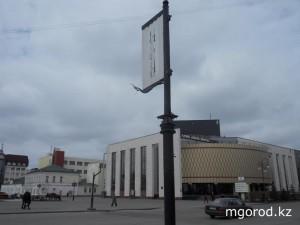В Уральске меняют светофоры SAMSUNG DIGITAL CAMERA
