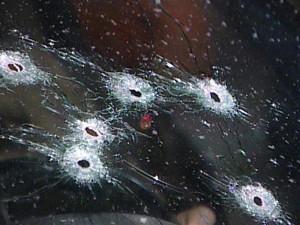 Атырау. Задержаны мужчины, обстрелявшие автомобиль в Актау  tachka_razma.ru