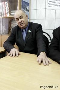 Новости Уральск - Владислав КОСАРЕВ: «А не капиталист ли ты часом?» MG-1