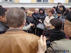 Уральск. Предпринимателям снизили тарифы MG1