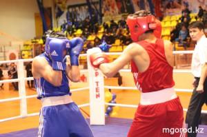В Уральске завершился международный турнир по боксу MG