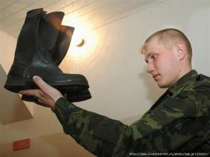 В Атырау провожают первых новобранцев army