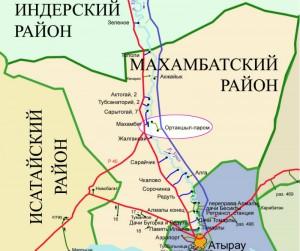Новости Атырау - В Атырауской области упразднены два поселка doratyrau.kz