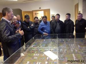Атырауские нефтяные компании сжигают природный газ в факелах gaz_www.mgorod.kz