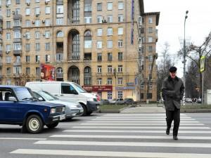 В Уральске штрафуют пешеходов mn.ru