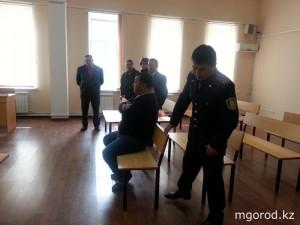 Уральский городской суд санкционировал арест Муслима УНДАГАНОВА muslim_www.mgorod.kz