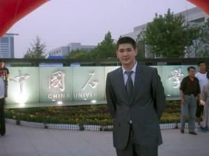 Актюбинец Аслан ЖАНЗАКОВ стал лучшим студентом в Китае student