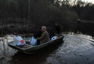 Новости Атырау - Атырау. Переправа через Урал опасна для жизни userapi