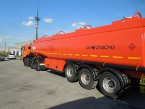 Актюбинец пытался перевезти 40 тонн нелегальной нефти Фото с сайта azk.ucoz.ru