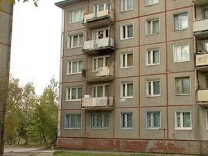 В Атырау ребёнок упал с 5 этажа Фото с сайта gorodkerch.com