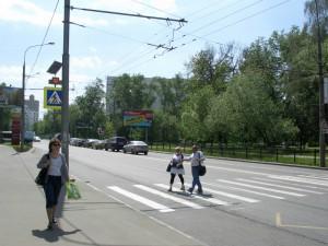 Новости Актобе - Актюбинские гаишники возьмутся за пешеходов Фото с сайта zr.ru