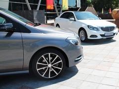 В Казахстане стартовали продажи двух новых моделей «Мерседеса» 12