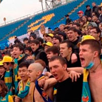 За нецензурную брань на стадионах в Казахстане можно получить до 15 суток ареста 4