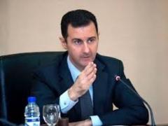 Президент Сирии в телеинтервью угрожал Израилю 6