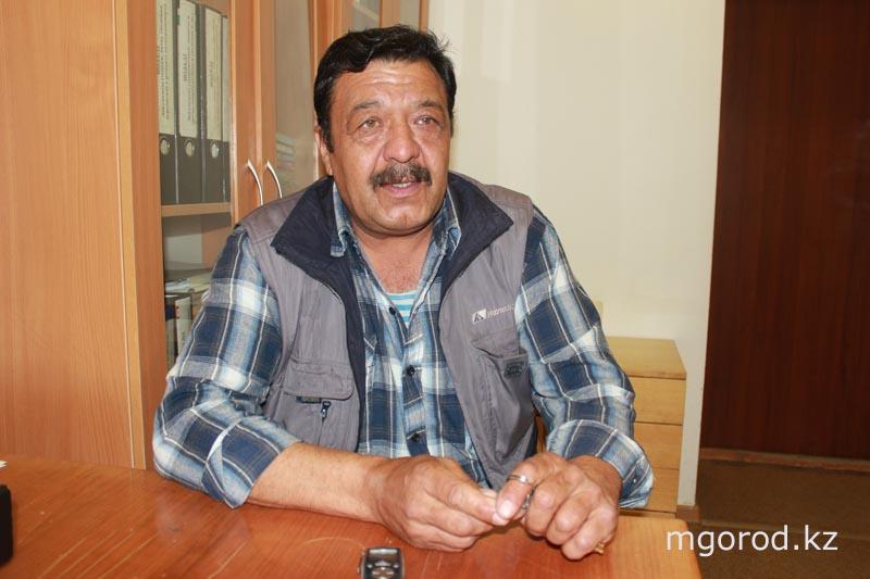 Актюбинский чеченец 12 лет переводил судебные дела с русского на казахский AKTOBE RASHID ISMAILOV_mgorod.kz