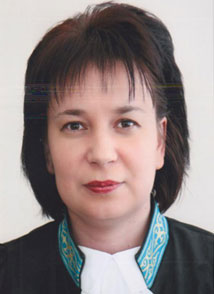 Актюбинский безработный обозвал судью проституткой Cудья Ирина БУЙВАРЕНКО