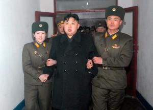 Новости - Ким Чен Ын приказал спрятать от вражеских глаз военные корабли КНДР Kim_www.fototelegraf.ru