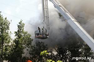 Новости Уральск - В «Милавицу» пожарных вызвали поздно MG1