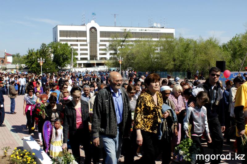 Парад Победы в Уральске (ФОТОРЕПОРТАЖ) MG19